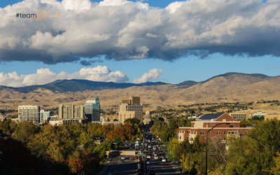 Boise is one of the hottest real estate markets in the country