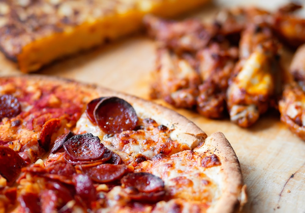 Best pizza places in Boise