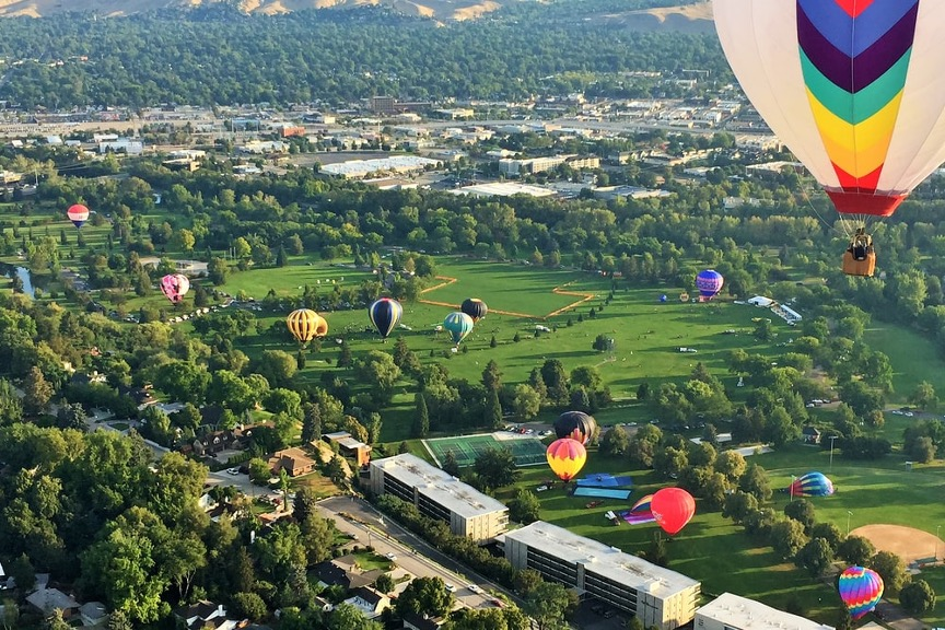 Boise plans for carbon neutral future by 2050