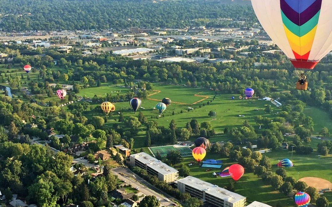 Boise ranks among top cities in U.S.